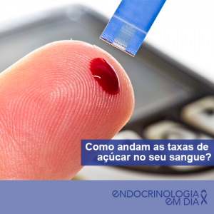 taxas de acucar no sangue