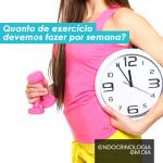 exercicio por semana